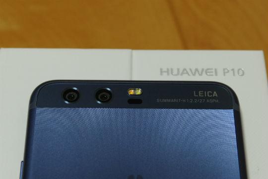 HUAWEI P10 カメラ
