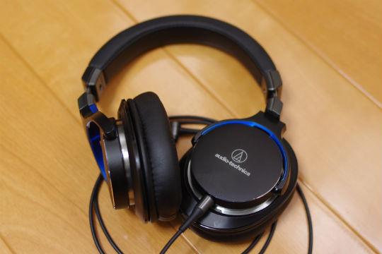 オーディオテクニカ ATH-MSR7
