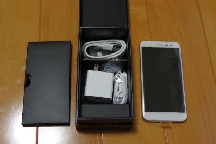 Zenfone3 同梱品