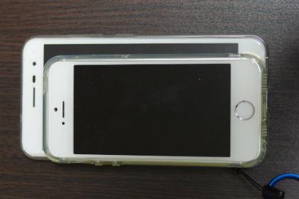 Zenfone3 iPhoneSE 比較
