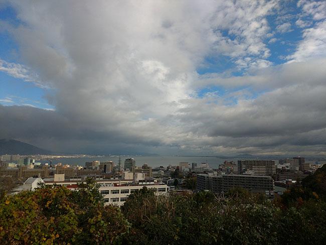 ZenFone5 青空の写真 2