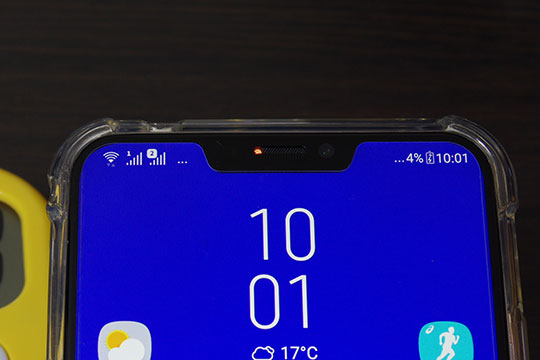 ZenFone5 高速充電テスト 1