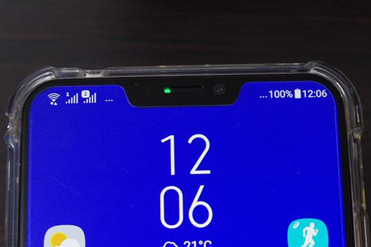 ZenFone5 高速充電テスト 3